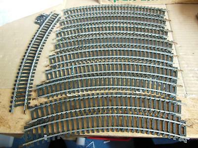 10 Lima N/3030 R360  Steel Curved  Track Made In Italy Used 51