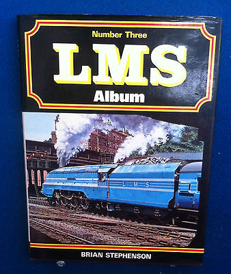 Lms Train Album By Brian Stephenson In Very Good Condition 1973 Edition