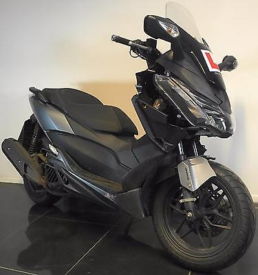 2015 65 Honda Nss 125 Ad-F Abs Forza Project/damaged/trade Sale Scooter Cat C 2K