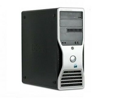 Dell Precision T3500 WorkStation Intel Xeon Quad Core 3.06GHz W3550 , 16GB RAM