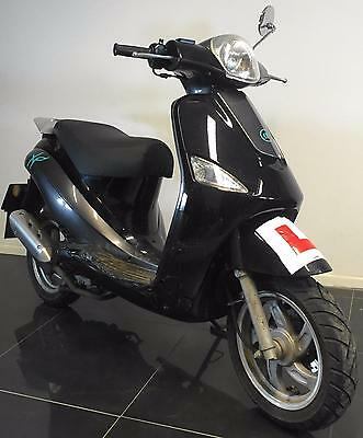 2016 16 Motorini Xp 50 49Cc Learner Legal Black Moped/scooter Project/trade Sale