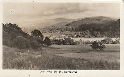 Loch Alvie & The Cairngorms, Nr AVIEMORE, Inverness-shire RP