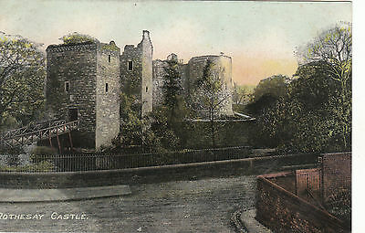 The Castle, ROTHESAY, Island Of Bute