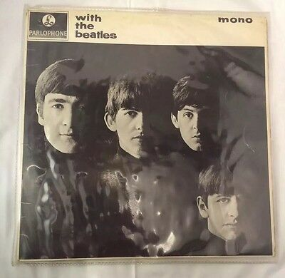 PMC 1206 The Beatles - With The Beatles - UK Parlophone Mono LP