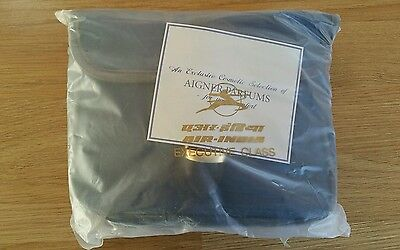 air india aigner parfums exuctive class amenity kit