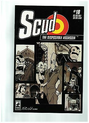 Scud The Disposable Assassin # 18 NM Fireman Press