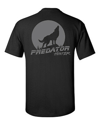Gametrax Outdoors Predator Hunter coyote hunting t shirt,compound bow,archery