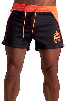 Aesthetic zyzz muscle fitness gym ibiza bodybuilding shorts by Built By Nature