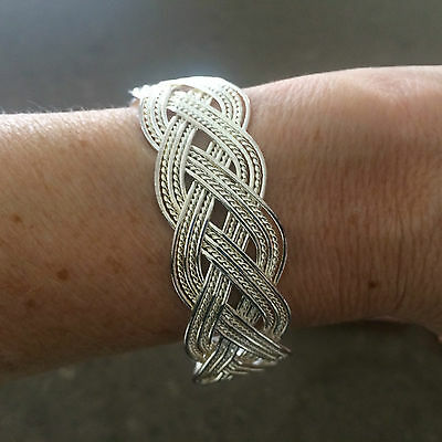 BN Sterling Silver 925 Ladies Bangle