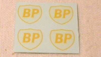 Triang, Hornby Lima Ect Bp X4 Wagon Transfers / Water Slide / Decal's Spares