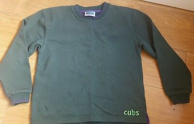 cubs jumper size 32 inch