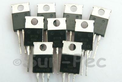 BT139-600E Sensitive Gate Triacs bi-directional switching 600V 16A TO220 2-10pcs
