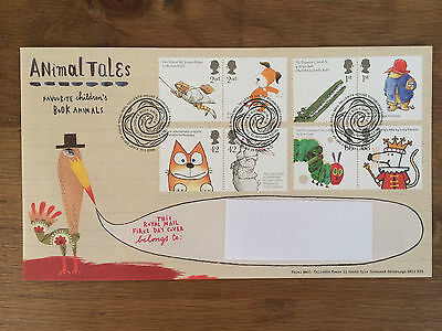 **ROYAL MAIL FIRST DAY COVER** Animal Tales - Dated 10.1.2006 - Pristine