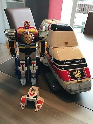 Liveman DX Godaikin Bandai Machine Buffalo DX Sentai Bioman