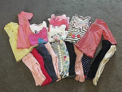 Girls 6-9 Months Bundle. Mostly M&S. Great Condition.