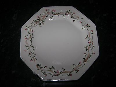 4 Eternal Beau Side Plates 7.5 Inch