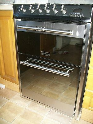 Cannon Icon Pro 600 - Gas Cooker