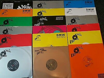 DISCO MAGIC LABEL x 18 Job lot of Italian Anthem promo's..