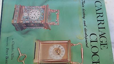 Carriage Clocks Their History and Development