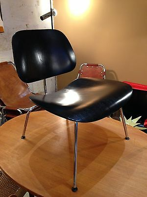 Eames Chaise Design LCM Herman Miller Lounge Chair 1/5