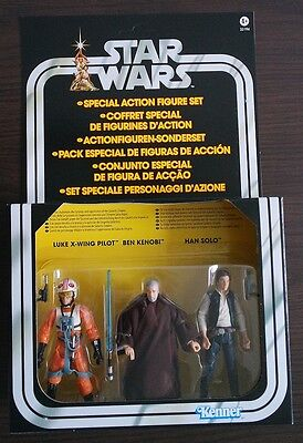 Star Wars Special Action Figure Set: Hero Set -The Vintage Collection, Hasbro
