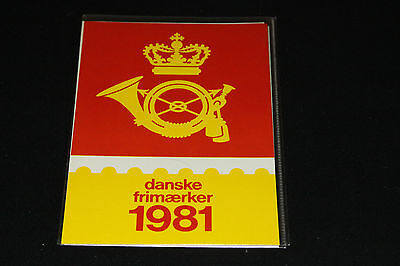 1981 - Denmark - Year Pack - Complete