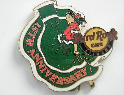 Pins   Hard Rock Cafe Tijuana Isth Anniversary  Serie Limitee 300 Exemplaires