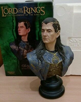 gil-galad bust lord of the rings