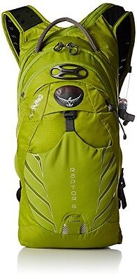 Osprey Men's Raptor 6 Hydration Pack, Screaming Green, One Size