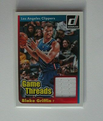 Carte Nba Blake Griffin Los Angeles Clippers Jersey