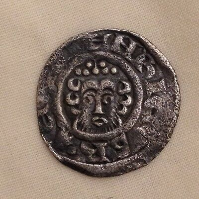 Henry shortcross penny silver hammered metal detecting find short cross