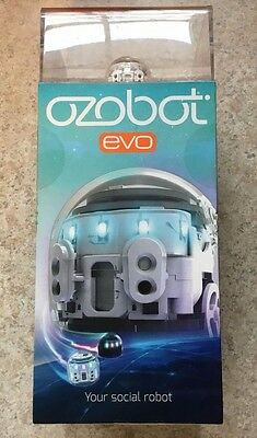 New Ozobot EVO Robot Yout Social Robot brand-new and free shipping SALE