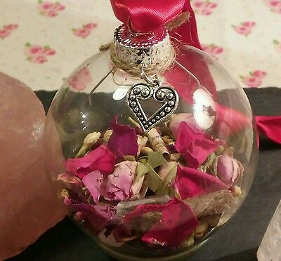 Valentines Orb/Love Spell Orb/ Love spell witches ball/ Witches Ball/Pagan/Wicca