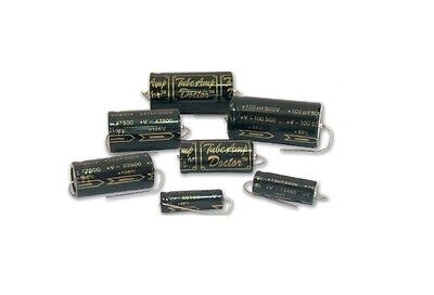Tube Amp Doctor 'Gold Cap' Electrolytic Capacitor(Various values)