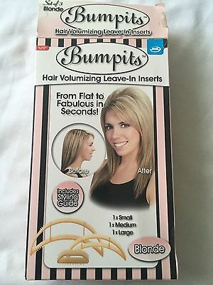 Bumpits Hair Volumizing Leave in Inserts