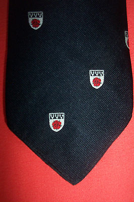 4 OFFICIAL  DERBYSHIRE COUNTY COUNCIL TIE  for UNIFORM  TRANSPORT MUNICIPAL etc