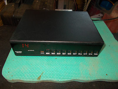 cable tv box