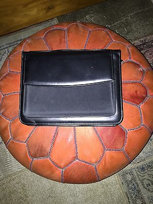 Mens Personal Leather Notebook Oganizer