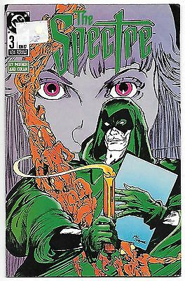 The Spectre #3 (1987 vf- 7.5) by Doug Moench & Gene Colan