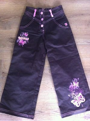 """Girls Trousers """"Barbie """" Age 5-6 Years"""