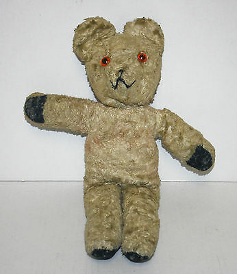 "Vintage 13"" TEDDY BEAR"