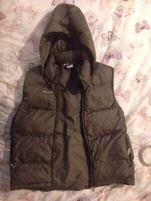 QUECHUA PADDED WAISTCOAT EQUESTRIAN STYLE SIZE Age 8 Years 122 / 133 Cm