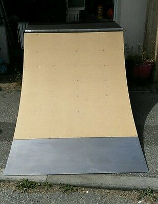 SKATE RAMP professionally made. COLLECTION ONLY