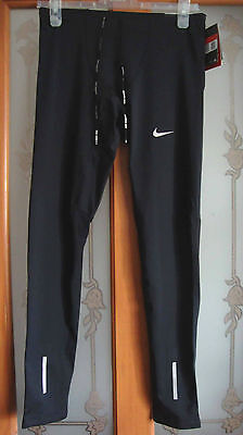 Men's Nike Tech Tight Fit Running Tights, Size Large