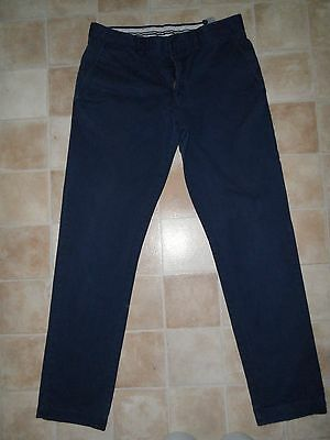 GOLF Trousers J.Lindeberg Navy 32/32