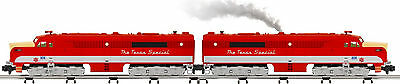 """American Flyer """"Texas & Pacific"""" Passenger Train Set by LTI! The entire set!!!"""