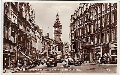 Commercial Street, NEWPORT, Monmouthshire RP