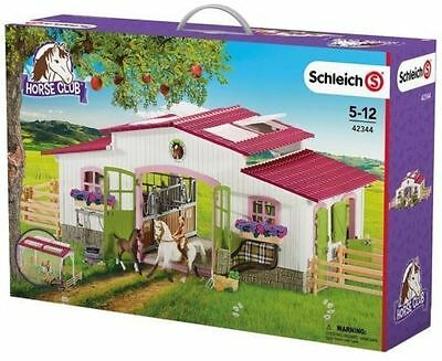 Schleich Horse Club Riding Center - New, Unopened - Large (42344)