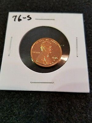 1976-S Us Proof Lincoln Cent