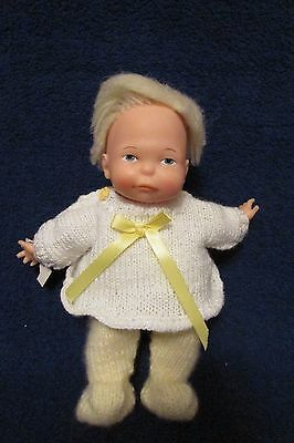 Vintage Newborn Thumbelina Doll by Ideal